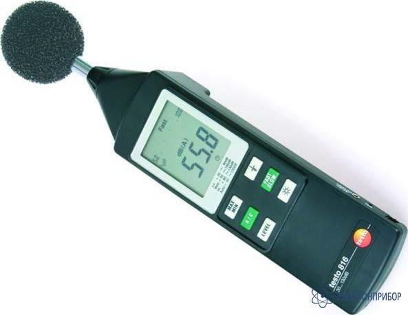 Измеритель уровня шума, класс