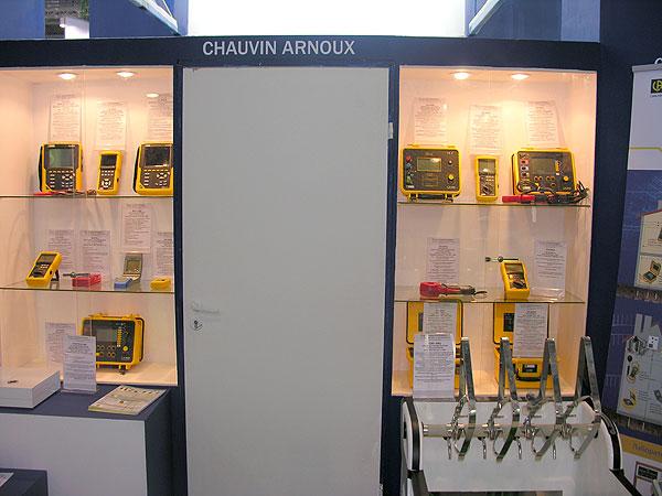 Продукция CHAUVIN ARNOUX