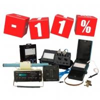 Дарим скидку 11% на приборы завода Мегомметр до конца марта!