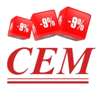 41 модель приборов CEM со скидкой от 9%