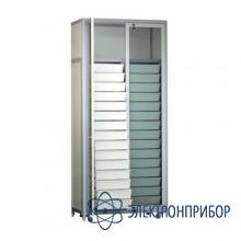 Стойка комплектовочная с дверками АРМ-2292-9