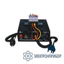 Адаптер для тестирования устройств защитного отключения (узо) TWR-1