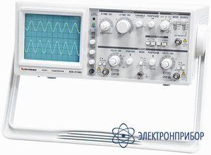 Осциллограф аналоговый АСК-21102