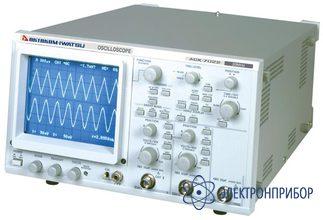 Осциллограф аналоговый АСК-7022