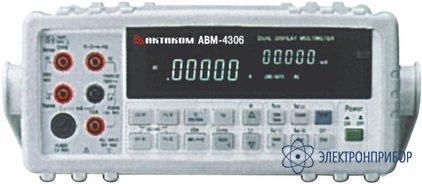 Вольтметр (мультиметр) АВМ-4306