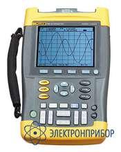 Осциллограф-мультиметр (скопметр) Fluke 196C