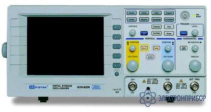 Цифровой осциллограф GDS-820C