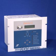 Микропроцессорное устройство токовой  защиты присоединений в сетях напряжением 6-35 кв Орион-2