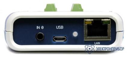 8 канальный usb/lan модуль дискретного ввода-вывода АСЕ-1768