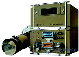 Газоанализатор кислорода АДГ-210