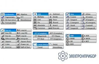 Цифровой стробоскопический usb-осциллограф АКИП-4112/6