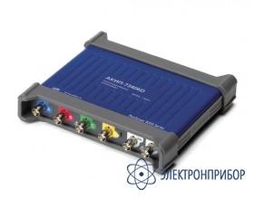 Цифровой запоминающий usb-осциллограф смешанных сигналов АКИП-73204D