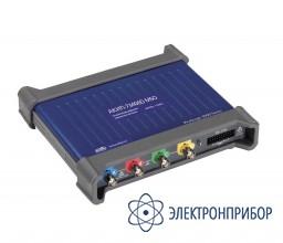 Цифровой запоминающий usb-осциллограф смешанных сигналов АКИП-73403D MSO