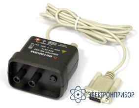 Адаптер для связи токовых клещей атк-2104 с компьютером через rs-232 АТА-2513