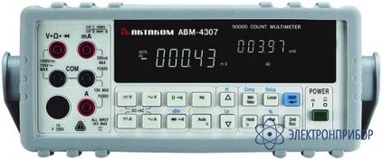 Вольтметр (мультиметр универсальный) АВМ-4307