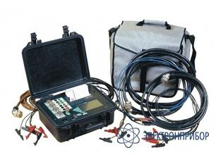 Устройство проверки высоковольтных выключателей PME-500-TR