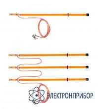 Заземление переносное линейное ЗПЛ-35