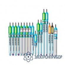 Лабораторный комбинированный рн-электрод двухключевой ЭСК-10601/4