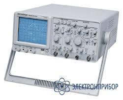 Цифровой осциллограф GOS-653G