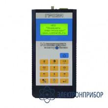 Прибор измерения параметров модулей защиты ГРОЗА