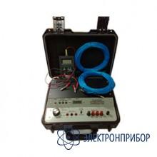 Комплекс измерительный для определения импульсного сопротивления контуров заземления ИК-1