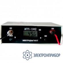 Прибор контроля качества фарфоровых тарельчатых изоляторов ИТП-1М2