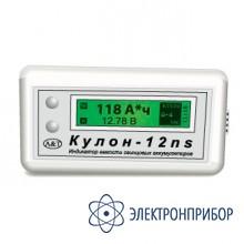Индикатор емкости свинцовых аккумуляторов Кулон-12ns