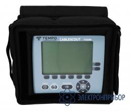 Импульсный рефлектометр для диагностики коаксиальных кабелей (catv) Tempo CableScout TV220