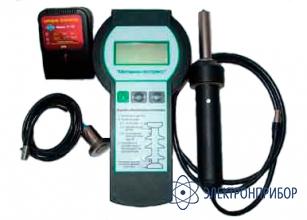 Прибор акустического контроля высоковольтных опорно-стержневых изоляторов на 110 кв Метакон-Экспресс 110
