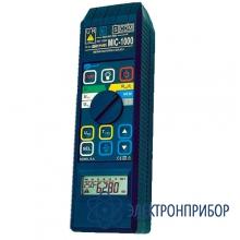 Измеритель сопротивления, увлажненности и степени старения электроизоляции MIC-1000
