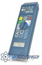 Измеритель напряжения прикосновения и параметров устройств защитного отключения MRP-200