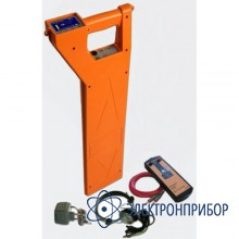 Комплект трассодефектоискателя Поиск-410 Мастер (с генератором МК-310)