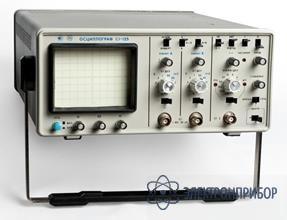 Осциллограф универсальный двухканальный С1-125