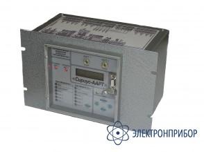 Микропроцессорное устройство аварийной автоматической  разгрузки трансформатора Сириус-ААРТ