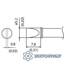 Наконечник для станции fx-100 350°с T31-03D52