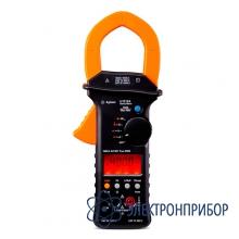 Токоизмерительные клещи до 1000а постоянного и переменного тока с измерением среднеквадратичного значения U1212A
