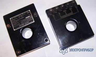 Трансформатор тока измерительный лабораторный УТТ-5М