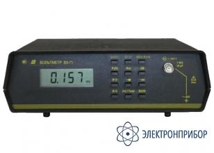 Вольтметр переменного тока цифровой В3-71