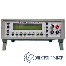 Мультиметр В7-80