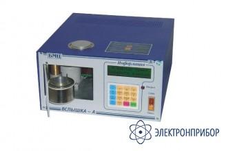 Автоматический регистратор температуры вспышки ВСПЫШКА-А