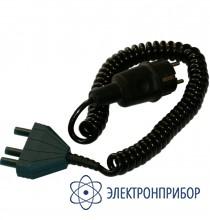 С сетевой вилкой uni-schuko (mrp-xxx, mie-500) Адаптер