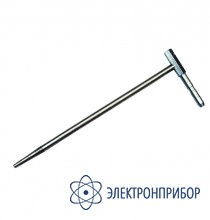 Для забивки в грунт (30 см) Зонд измерительный