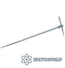 Зонд измерительный для забивки в грунт 80 см WASONG80