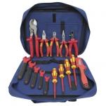 Набор диэлектрического инструмента 15 предметов (аналог Knipex 1000V KN-989913)