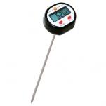 Testo мини-термометр погружной/проникающий с удлиненным наконечником