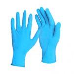 Перчатки маслобензостойкие одноразовые