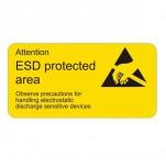 Предупреждающий ESD знак